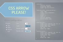 Générateur de flèches CSS