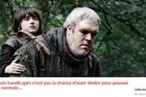 Quand Croix Rouge rencontre Game of Thrones …