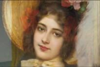 500 années de visages de femmes