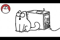 Cat & Mouse (Simon's cat)
