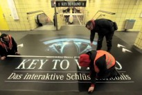 Mercedes : Panneaux interactifs