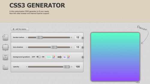 capture-ecran-css3-generator